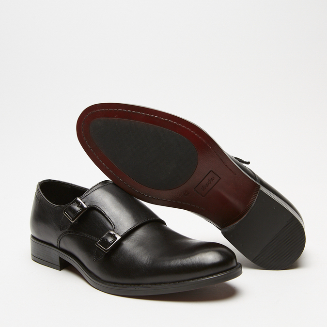 Chaussures Homme bata, Noir, 824-6494 - 15