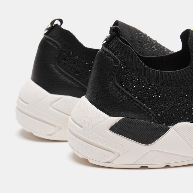 Chaussures Femme bata-light, Noir, 539-6168 - 19