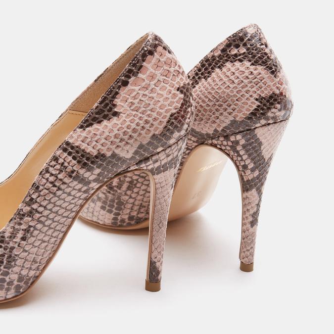 Chaussures Femme bata, Beige, 721-8352 - 15
