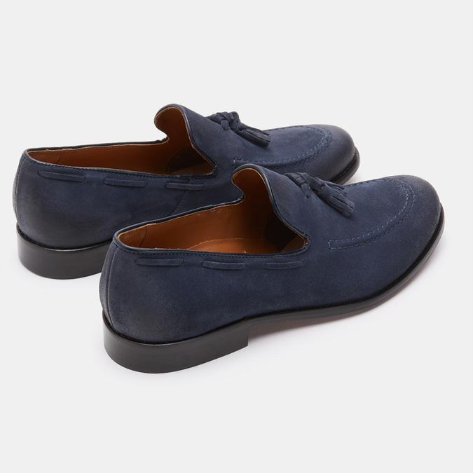 Chaussures Homme bata, Bleu, 813-9140 - 16