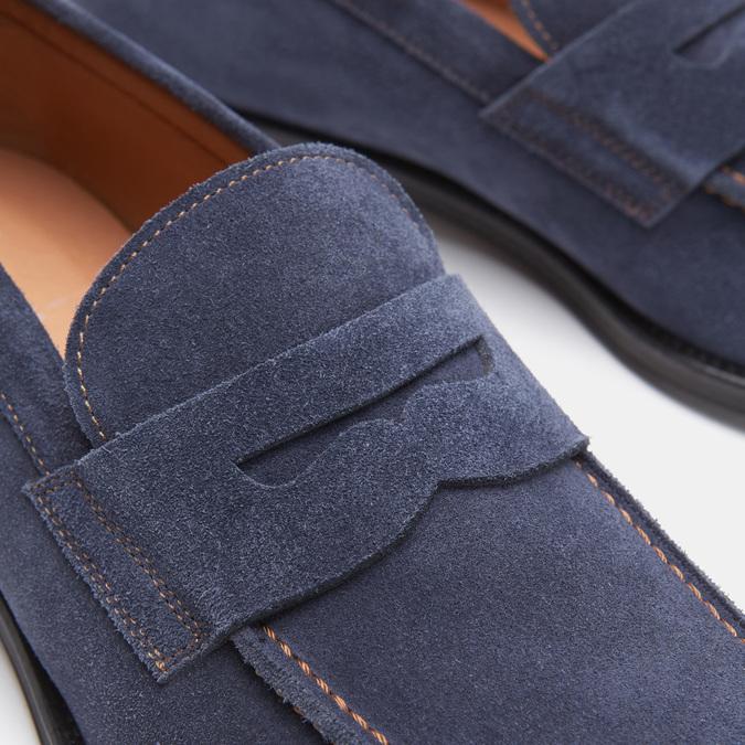 Chaussures Homme bata, Bleu, 813-9118 - 26