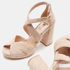 Chaussures Femme insolia, Rose, 769-5415 - 17