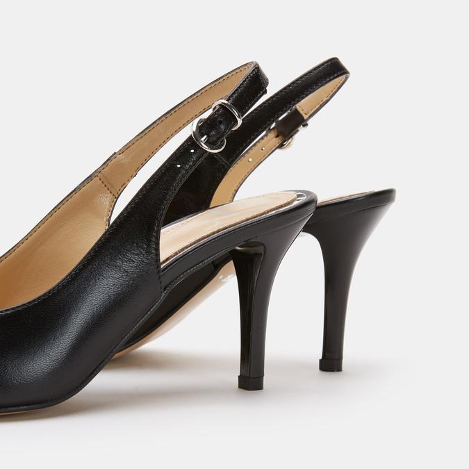 Chaussures Femme bata, Noir, 724-6413 - 16