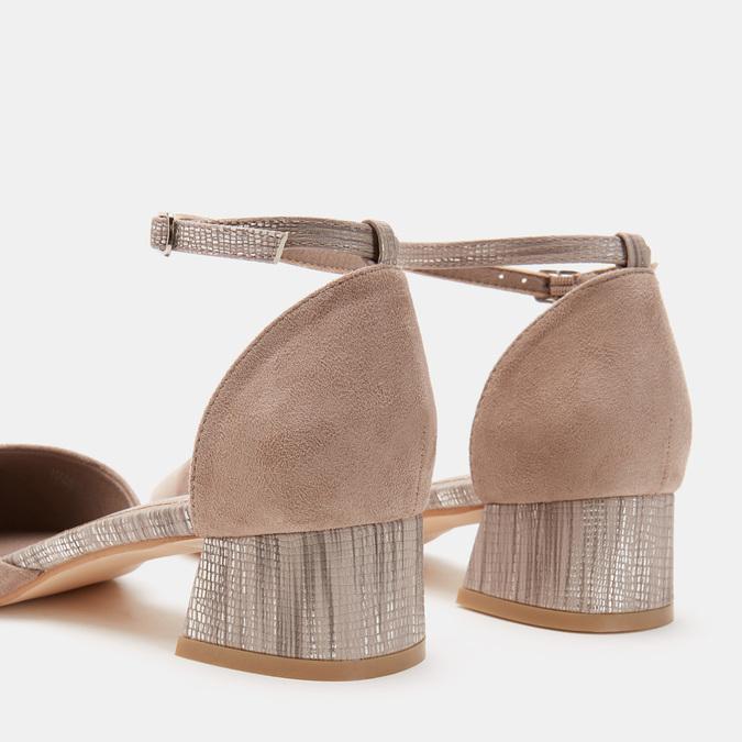 Chaussures Femme bata, Beige, 629-3210 - 17