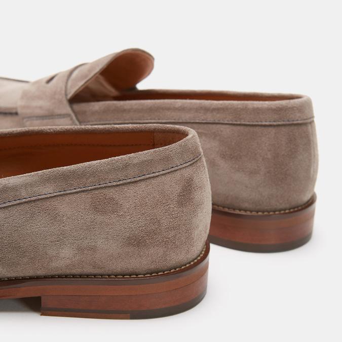 Chaussures Homme bata, Beige, 813-2118 - 16