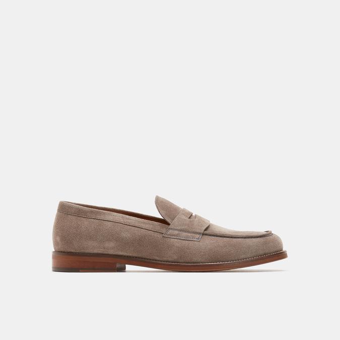 Chaussures Homme bata, Beige, 813-2118 - 13