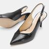 Chaussures Femme bata, Noir, 724-6412 - 17