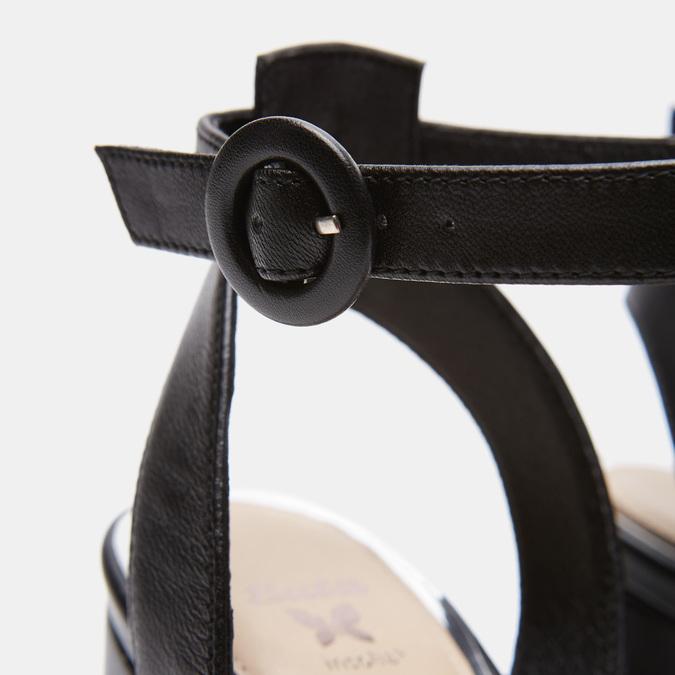 Chaussures Femme insolia, Noir, 764-6405 - 26