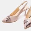 Chaussures Femme bata, Beige, 723-8412 - 17