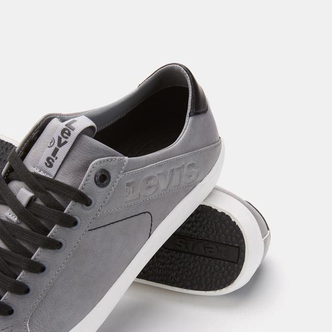 Chaussures Homme levis, Gris, 841-2860 - 17
