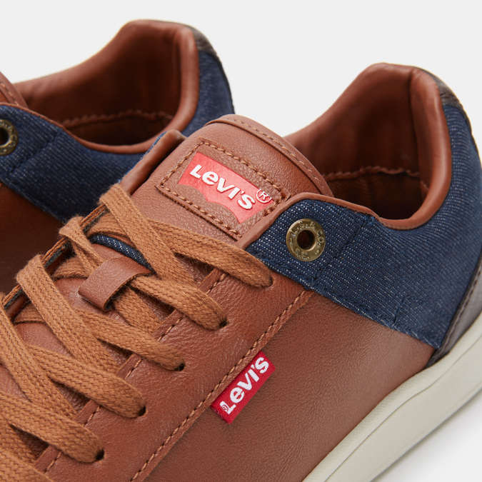 Chaussures Homme levis, Brun, 841-4864 - 26