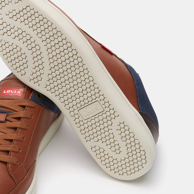 Chaussures Homme levis, Brun, 841-4864 - 15