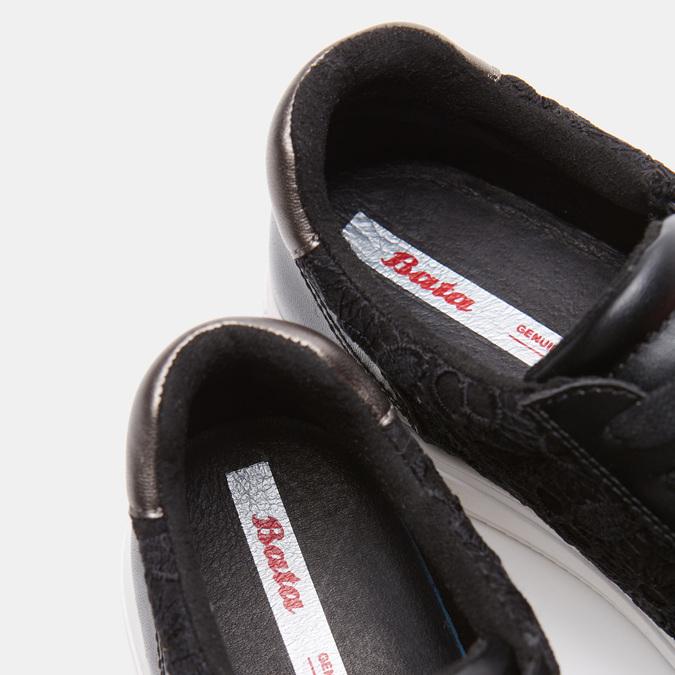 Chaussures Femme bata, Noir, 549-6553 - 16
