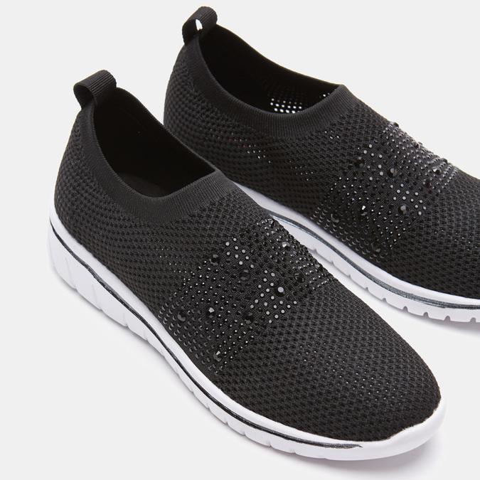 Chaussures Femme bata, Noir, 539-6165 - 15