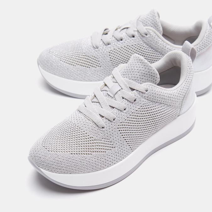 Chaussures Femme bata, Gris, 549-2561 - 17
