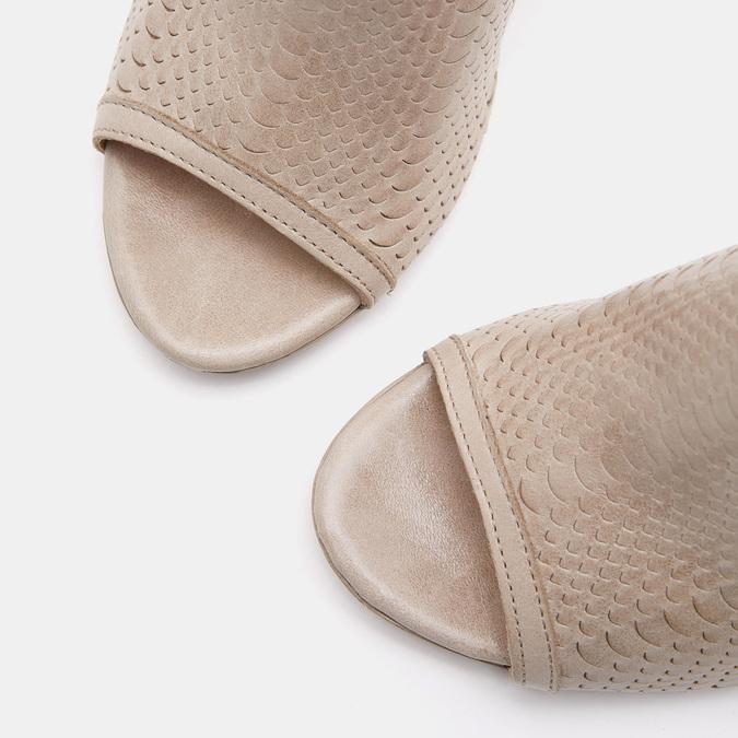 Chaussures Femme bata, Gris, 764-2369 - 19