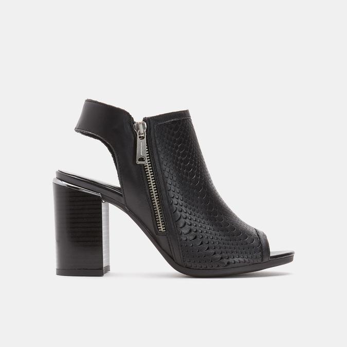 Chaussures Femme bata, Noir, 764-6369 - 13