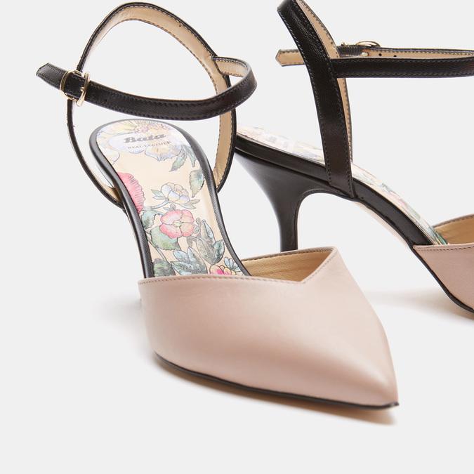Chaussures Femme bata, Beige, 724-8409 - 16