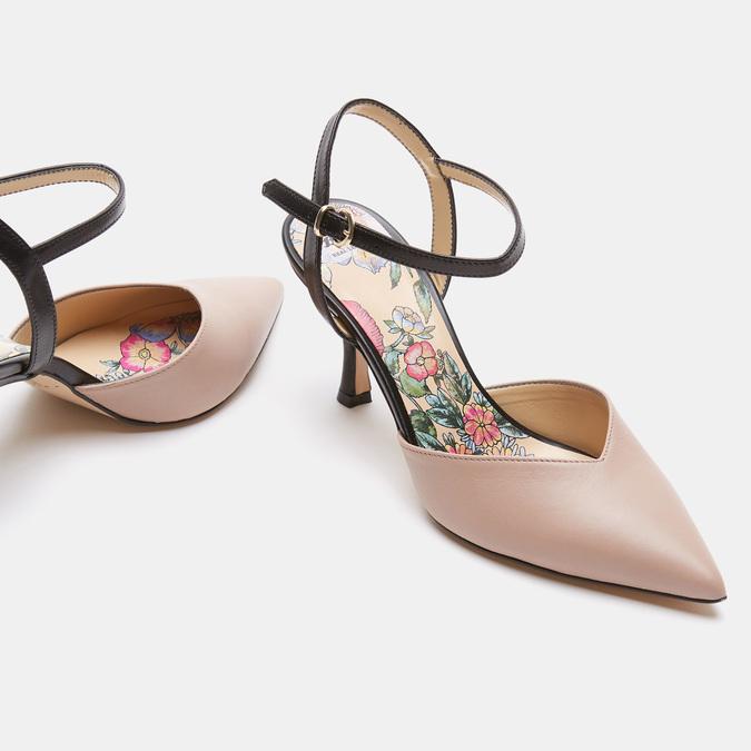 Chaussures Femme bata, Beige, 724-8409 - 19
