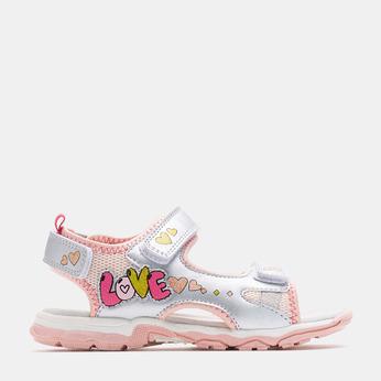 Chaussures Enfant mini-b, Argent, 361-2317 - 13