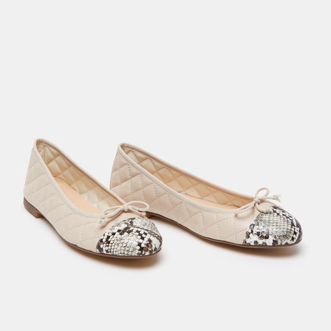 Chaussures Femme bata, Beige, 524-8455 - 26