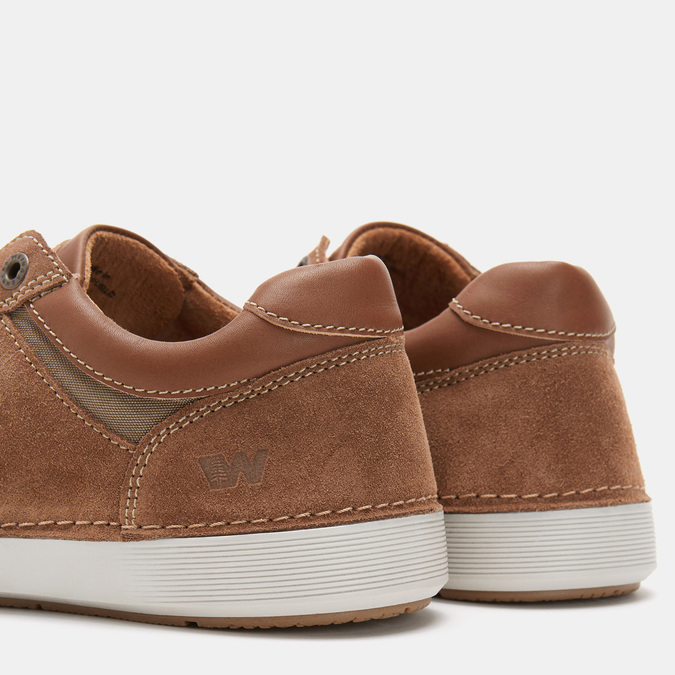 Chaussures Homme weinbrenner, Brun, 843-4906 - 15