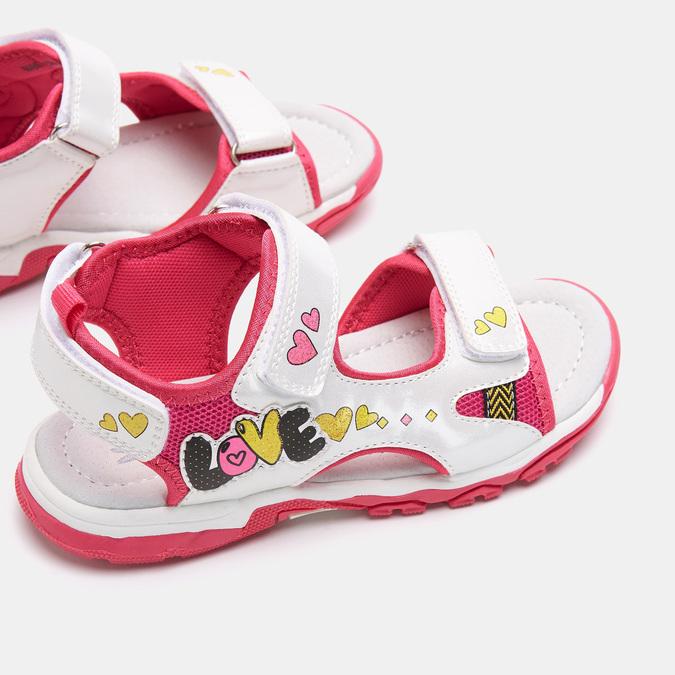 Chaussures Enfant mini-b, Blanc, 361-1317 - 15