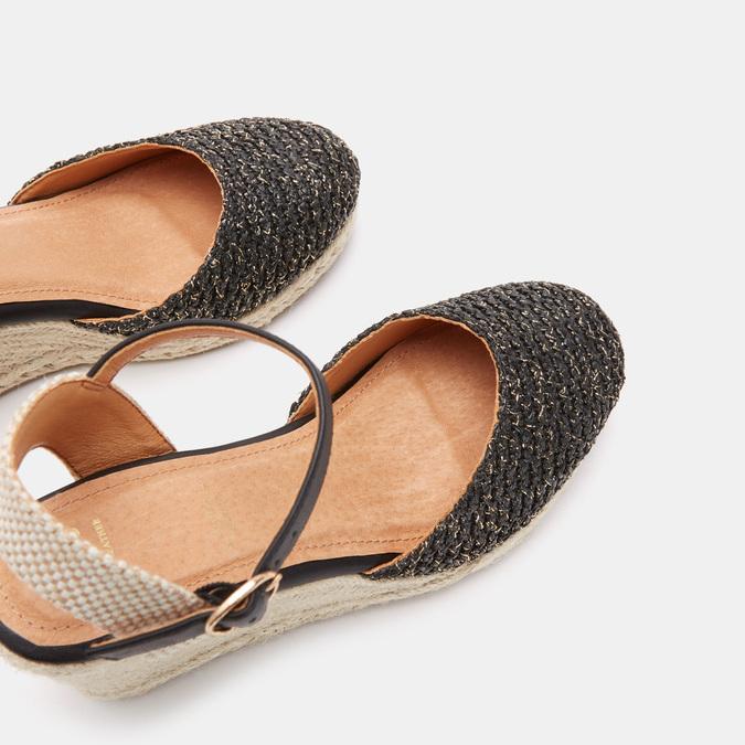 Chaussures Femme bata, Noir, 769-6769 - 15