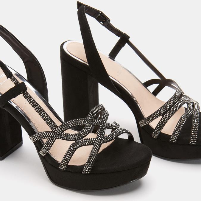 Chaussures Femme bata, Noir, 769-6431 - 15
