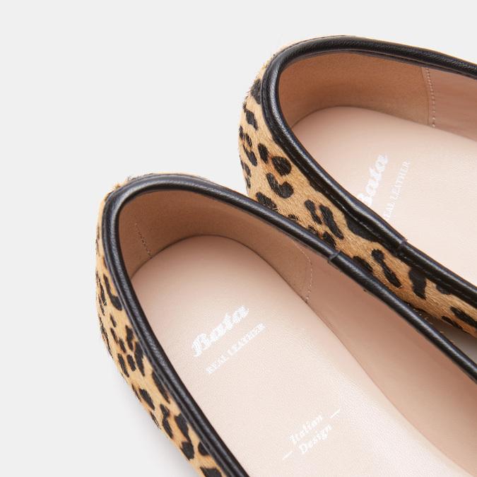 Chaussures Femme bata, Jaune, 524-8367 - 16