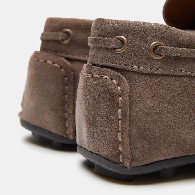 Chaussures Homme bata, Beige, 813-3132 - 15