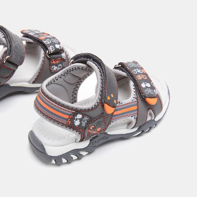 Chaussures Enfant mini-b, Gris, 261-2154 - 16