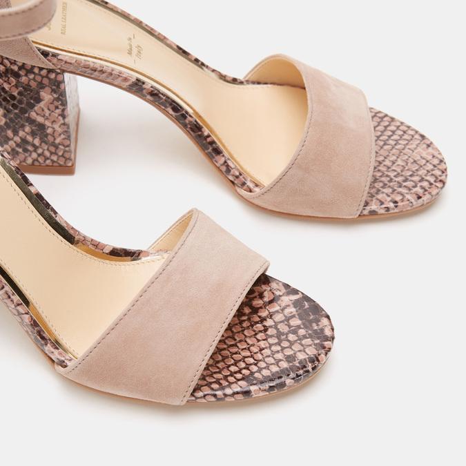 Chaussures Femme bata, Rose, 763-3750 - 16