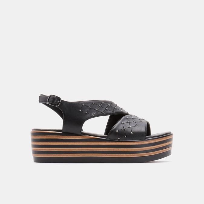 Chaussures Femme bata, Noir, 761-6761 - 13