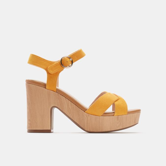 Chaussures Femme bata-rl, d'Orange, 769-8496 - 13