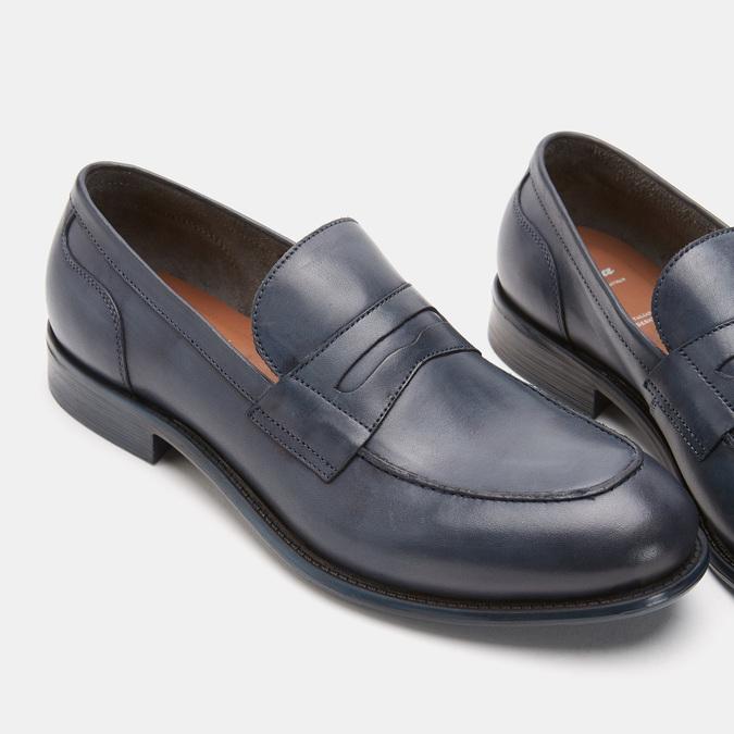 Chaussures Homme bata, Bleu, 814-9145 - 16