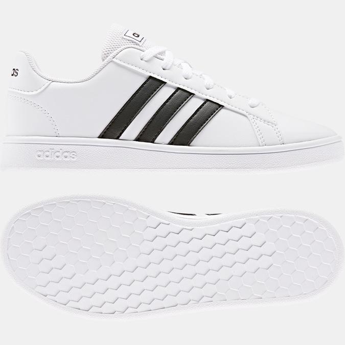 Chaussures Enfant adidas, Blanc, 401-1352 - 15
