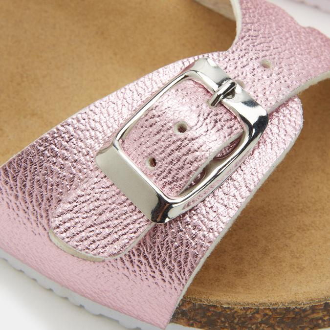Chaussures Enfant mini-b, Rose, 361-5381 - 26