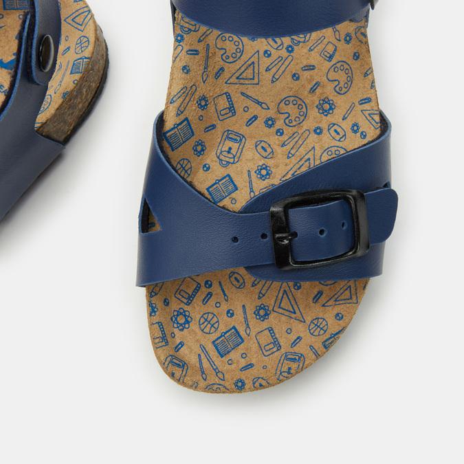 Chaussures Enfant mini-b, Bleu, 361-9378 - 19