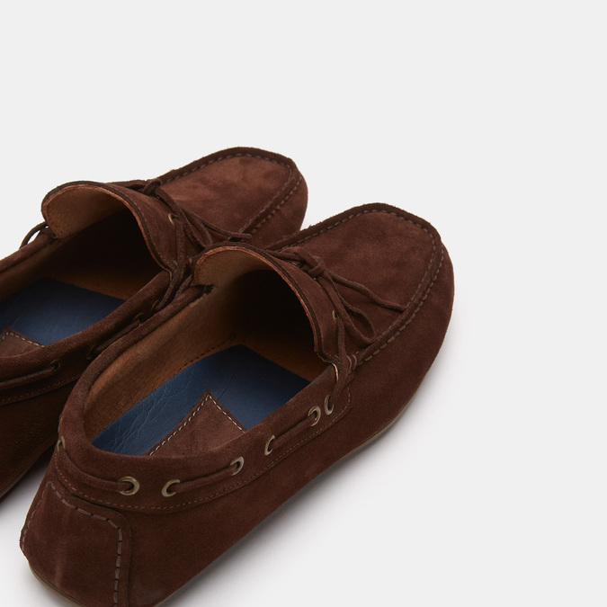 Chaussures Homme bata, Brun, 813-4132 - 15