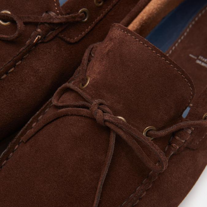 Chaussures Homme bata, Brun, 813-4132 - 26
