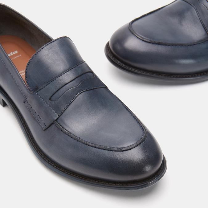 Chaussures Homme bata, Bleu, 814-9145 - 17
