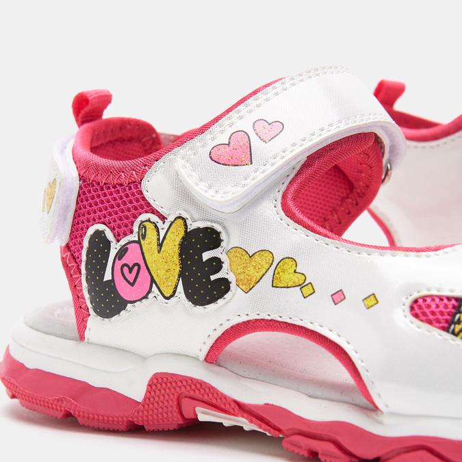 Chaussures Enfant mini-b, Blanc, 361-1317 - 26