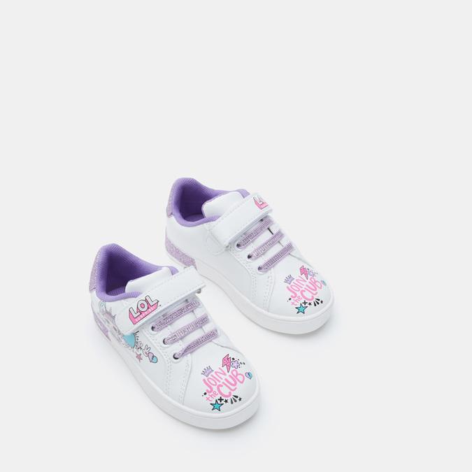 Chaussures Enfant, Blanc, 221-1263 - 16
