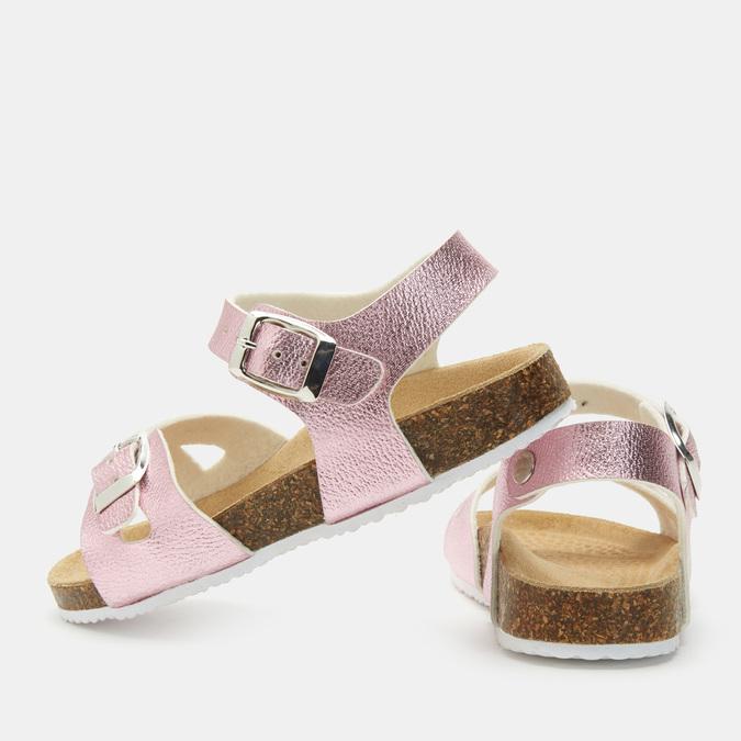 Chaussures Enfant mini-b, Rose, 361-5381 - 17