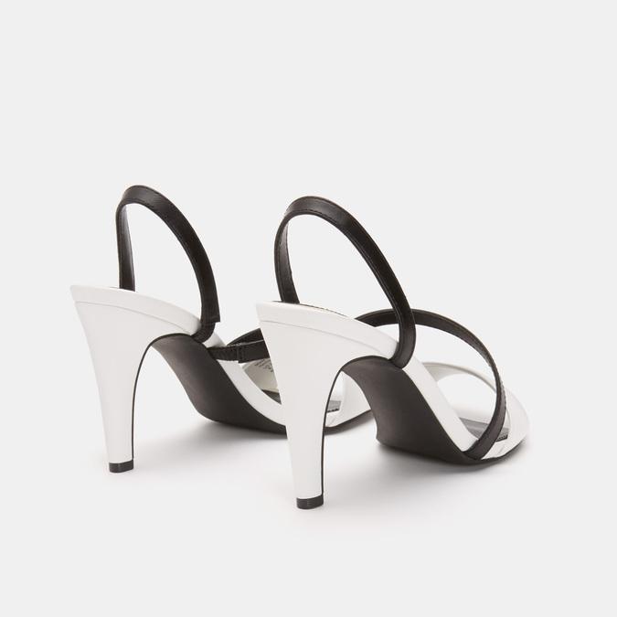 Chaussures Femme bata-rl, Blanc, 761-1664 - 15