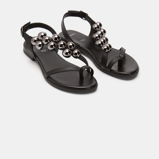 Chaussures Femme bata, Noir, 561-6698 - 15