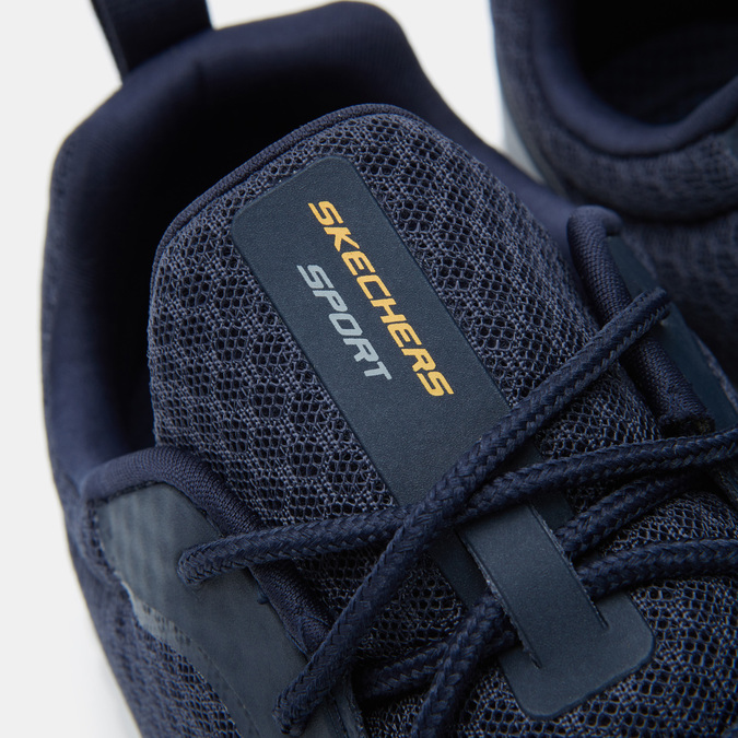 Chaussures Homme skechers, Bleu, 809-9116 - 26