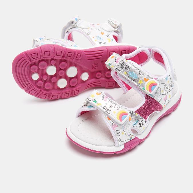 Chaussures Enfant mini-b, multi couleur, 261-0162 - 19