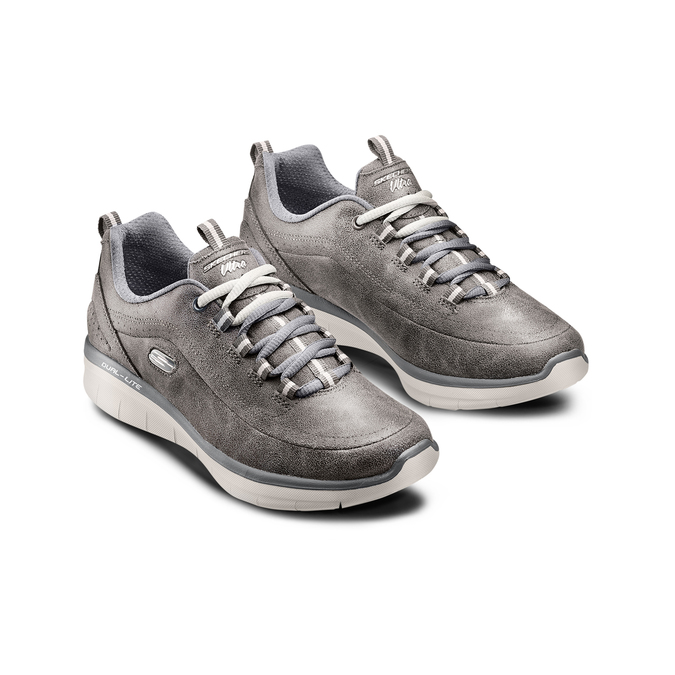 Baskets skechers, Gris, 501-2103 - 16